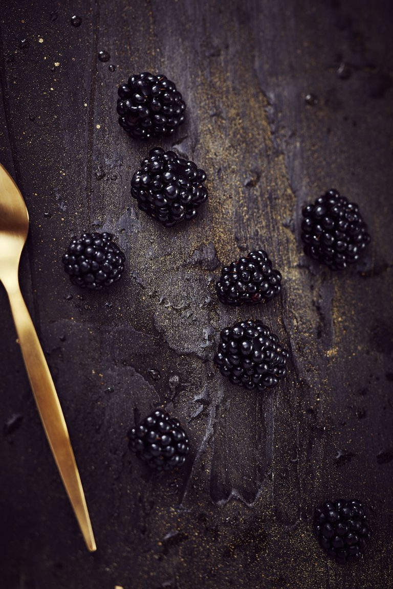 CUTLERY ::BLACKBERRIES